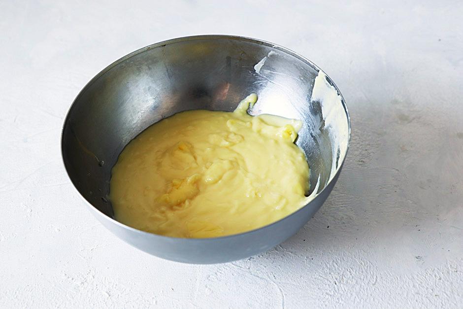 готовим заварной крем
